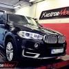 BMW F15 X5 xDrive25d 218 KM – podniesienie mocy