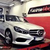 Mercedes W212 FL E 220 CDI 170 KM – modyfikacja mocy