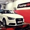 Audi A1 1.6 TDI CR 90 KM – podniesienie mocy