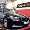 BMW 7 F01 3.0d 258 KM – modyfikacja mocy