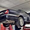 Jaguar XJ 2.7d 207 KM – usuwanie DPF