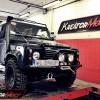 Land Rover Defender 2.2 TD4 122 KM – podniesienie mocy