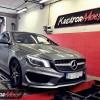 Mercedes C117 CLA 180 1.6t 122 KM – podniesienie mocy