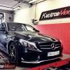 Mercedes W205 C200 184 KM – podniesienie mocy