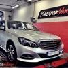 Mercedes W212 E 220 BlueTec 170 KM – podniesienie mocy