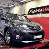 Toyota RAV4 2.2 D4D 150 KM (automat) – podniesienie mocy