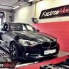 BMW F20 118d 143 KM – podniesienie mocy