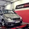 Mercedes W169 A180 CDI 109 KM – podniesienie mocy