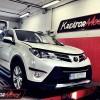 Toyota RAV4 2.2 D4D 150 KM (manual) – podniesienie mocy