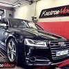 Audi A8 D4 4.0 TFSI 435 KM (CEUA) – podniesienie mocy