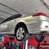 Peugeot 607 2.2 HDI 170 KM – zapchany FAP