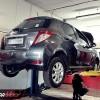 Toyota Yaris 1.4 D4D 90 KM – usuwanie DPF