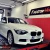 BMW 1 F20 116d 2.0d 116 KM – podniesienie mocy