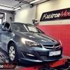 Opel Astra J 1.7 CDTI 130 KM – podniesienie mocy