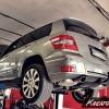 Mercedes X204 GLK 250 CDI 204 KM – usuwanie DPF