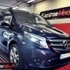 Mercedes W447 V 220 BlueTec 163 KM – podniesienie mocy