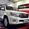Toyota Land Cruiser V8 J200 4.5 D4D 272 KM – podniesienie mocy