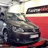 VW Touran II 1.6 TDI CR 105 KM (DSG) – podniesienie mocy