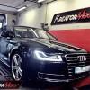 Audi A8 D4 3.0 TDI CR 258 KM – modyfikacja mocy