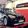 BMW E84 X1 2.0d 143 KM – modyfikacja mocy