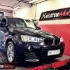 BMW X3 F25 2.0d 190 KM – podniesienie mocy