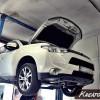 Mitsubishi Outlander 2.2 DID 150 KM – usuwanie DPF