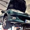 Peugeot 206 1.6 HDI 109 KM – usuwanie DPF