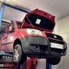 Fiat Doblo 1.3 JTD 75 KM – usuwanie DPF