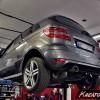 Mercedes W245 B180 2.0 CDI 109 KM – usuwanie DPF