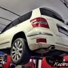 Mercedes X204 GLK 220 CDI 2.2 170 KM – usuwanie DPF