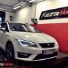 Seat Leon 5F 2.0 TDI CR 150 KM (CRLB) – modyfikacja mocy
