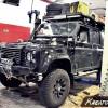 Land Rover Defender 2.2 TD4 122 KM – usuwanie DPF