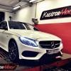 Mercedes W205 C450 AMG V6 367 KM – remap