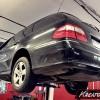 Mercedes W211 E 320 CDI 204 KM – usuwanie DPF