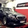 Mercedes W212 E350 BLUETEC 252 KM – podniesienie mocy
