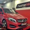 Mercedes W246 B 220 2.0T 184 KM – modyfikacja mocy