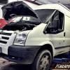 Ford Transit 2.2 TDCI 125 KM – usuwanie DPF