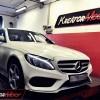 Mercedes C W205 C180 156 KM – remap