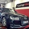 Audi S8 D4 4.0 TFSI 520 KM (CTFA) – podniesienie mocy