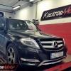 Mercedes X204 GLK220 CDI 170 KM – modyfikacja mocy