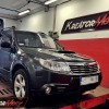Subaru Forester 2.0D 110 kW 150 KM – remap