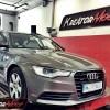 Audi A6 C7 3.0 TDI 245 KM (CDUD) – modyfikacja mocy