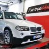 BMW X3 E83 2.0d 177 KM – modyfikacja mocy