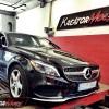 Mercedes C218 CLS550 4.7 V8 408 KM – podniesienie mocy