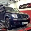 Nissan Pathfinder 2.5 DCI 171 KM – podniesienie mocy