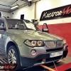 BMW E83 X3 3.0sd 286 KM – podniesienie mocy