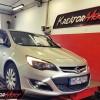 Opel Astra J 1.4 Turbo 140 KM – podniesienie mocy