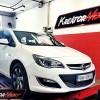 Opel Astra J 1.6 CDTI 110 KM – podniesienie mocy