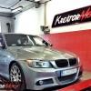 BMW E91 320d 184 KM – remap