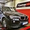 BMW F25 X3 2.0d 190 KM 140 kW – remap
